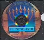 America and Israel Bill Koenig Video DVD