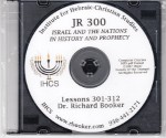 JR300 - History and Prophecy MP3 PDF for Diploma