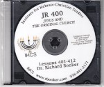 JR400 - Jesus and the Original Church MP3 PDF No Diploma
