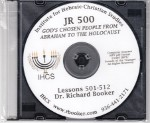 JR500 - Abraham to the Holocaust MP3 PDF No Diploma