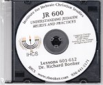 JR600 - Understanding Judaism - Beliefs and Practices MP3 PDF No Diploma