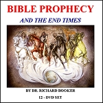 BIBLE PROPHECY AND THE END TIMES - 12 Video DVDs