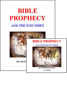 BIBLE PROPHECY AND THE END TIMES - 12 Video DVDs & Notebook