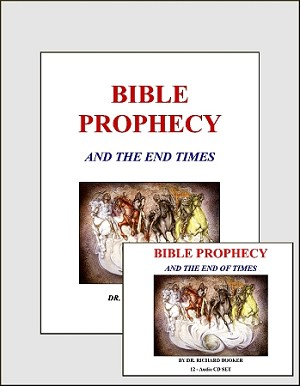 Bible Prophecy - Elective Course 12 CDs Syllabus