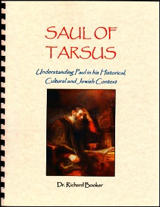 Saul of Tarsus Study Manual